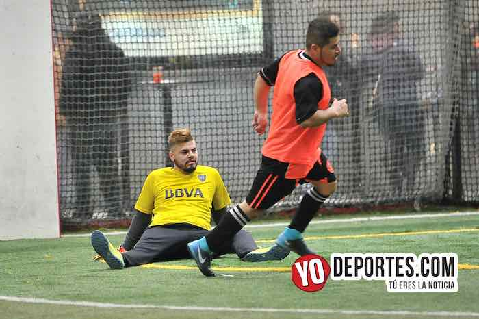 Manchester doblega al Deportivo 07 en la Liga Latinoamericana