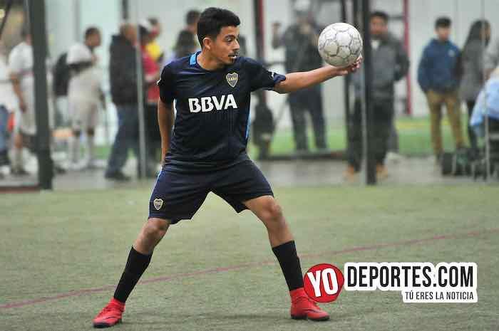 Manchester-Deportivo 07-Liga Latinoamericana