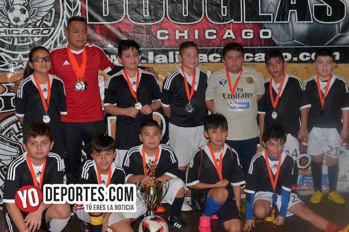 Manchester-Liga Douglas Kids-Final 2009