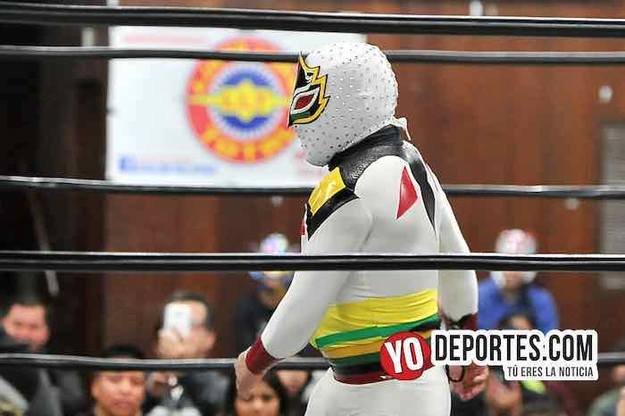 Mascarita Sagrada-Lucha Libre Total Chicago