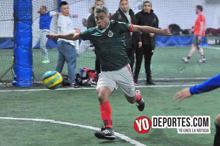 Mauricio Mejia El Rey del Gol-CD Fenix-Niupi-Liga Interamericana