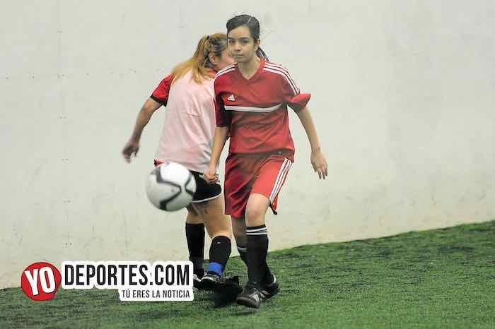 Mexico-FC Chicago-Copa Rosada-Liga San Francisco Femenil Soccer