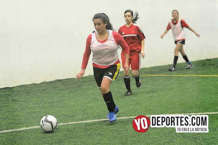 Mexico-FC Chicago-Copa Rosada-Liga San Francisco