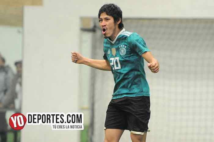 Michoacan-Douglas Boys-Michoacan-Semifinal Torneo Corto Liga Douglas