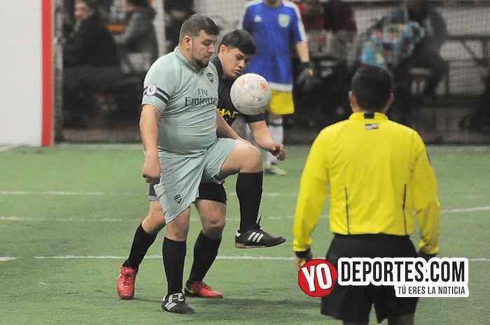 Monarcas-Deportivo Valle-Chitown Futbol