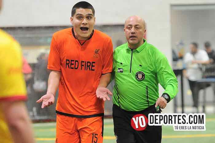 Red Fire amarga final al Morelia en la Champions de la Liga Latinoamericana