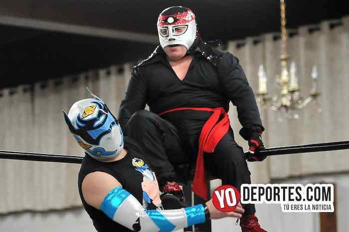 Octagoncito-Vengador del Futuro-Lucha Libre Total Eagles Club