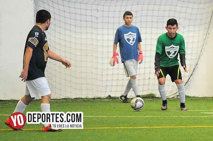 Zacatepec ya está en la final de la Liga Douglas