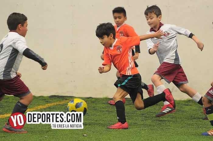 Oscarin Trujillo-Deportivo 59-Blazers-Liga Douglas Kids