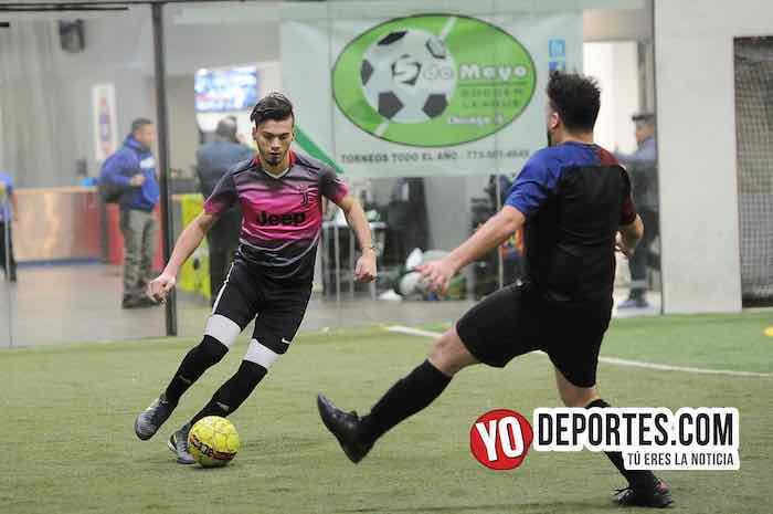 Real Juventud-Azteca de Oro-Liga 5 de Mayo Soccer League Chicago Illinois