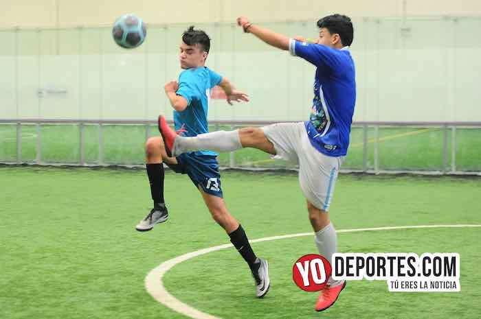 Real Madrid-Cicero United-Liga San Francisco Kids Futbol en Chicago