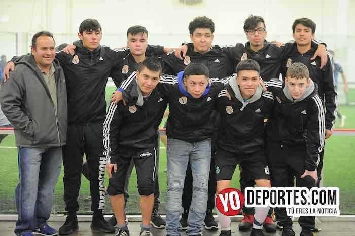 Real Madrid compra chamarras originales gracias al premio de la Liga San Francisco Kids
