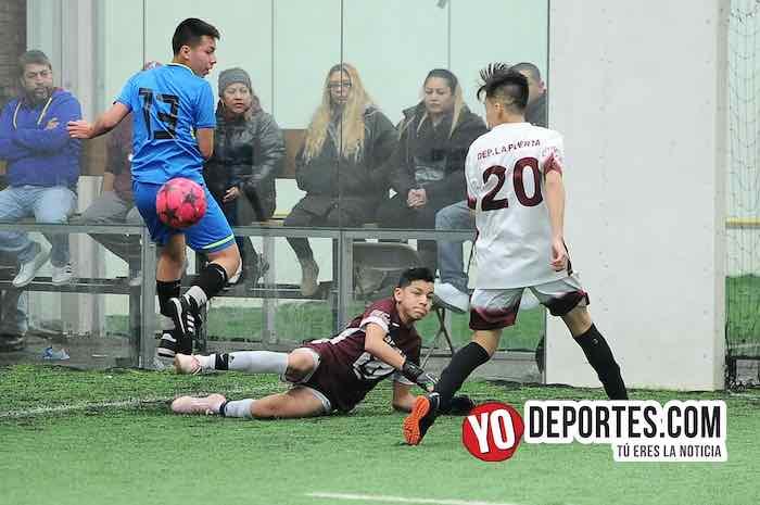 Real Sociedad-Deportivo La Puerta-Liga San Francisco Kids Indoor Futbol