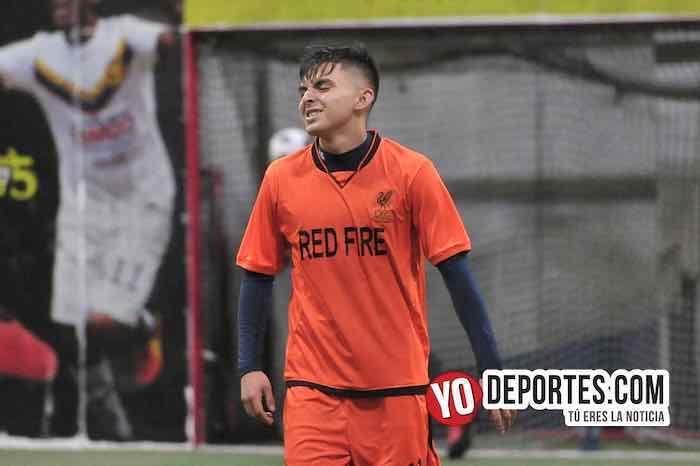 Red Fire-Aztecas-Champions-Liga Latinoamericana Indoor Futbol