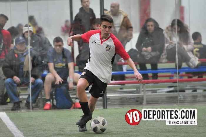 Red Fire-Aztecas-Champions-Liga Latinoamericana Indoor Soccer