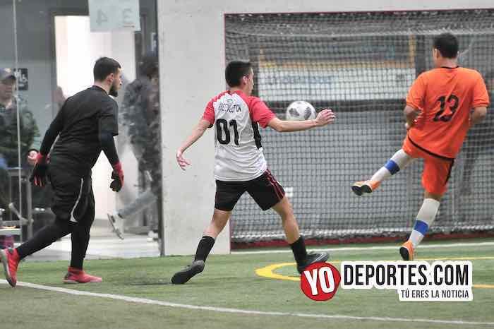 Red Fire-Aztecas-Champions-Liga Latinoamericana de Futbol en Chicago