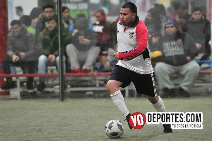 Roberto Matias-Red Fire-Aztecas-Champions-Liga Latinoamericana