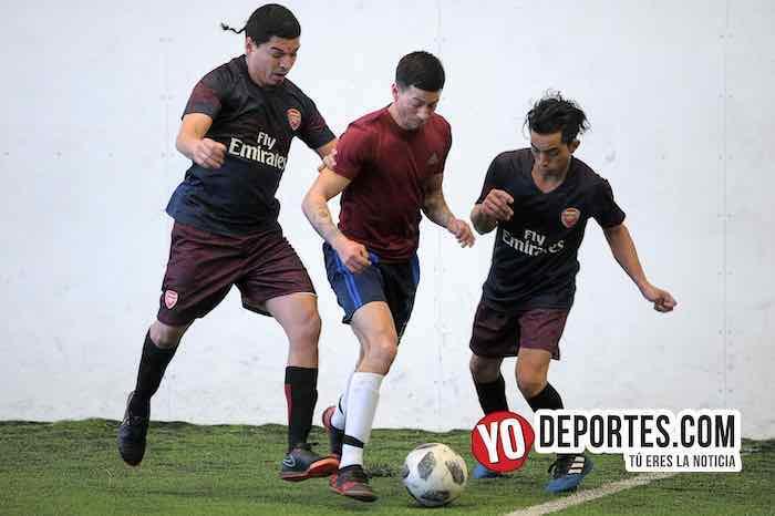 Rudy Lara-San Francisco-Douglas Boys-Liga Douglas Campeones de Campeones