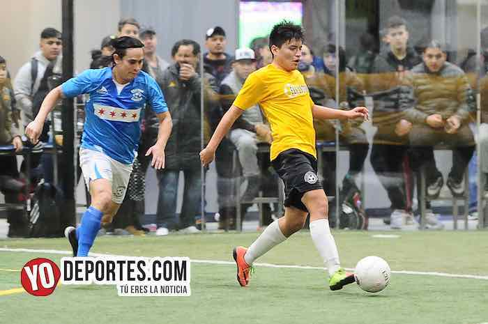 San Antonio-Chicago Soccer-Champions Liga Latinoamericana Indoor Sports