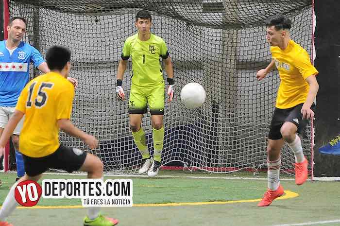 San Antonio-Chicago Soccer-Champions Liga Latinoamericana de Chicago