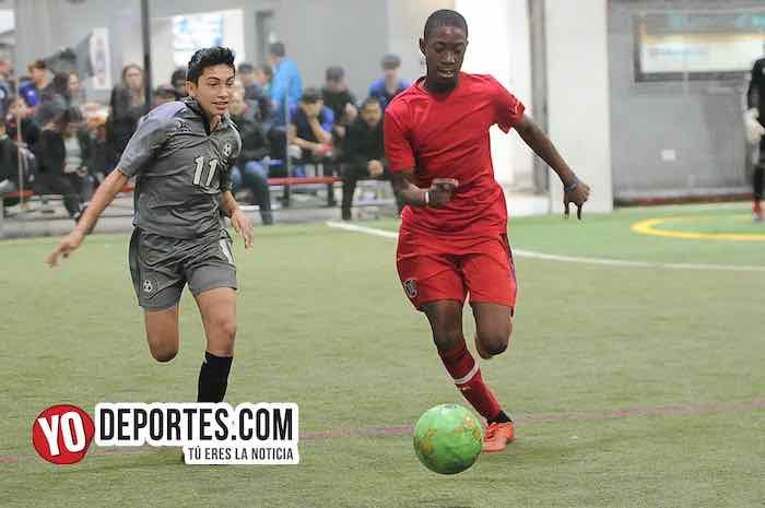 San Antonio-Imperio-Champions Kids-Liga Latinoamericana Indoor Futbol