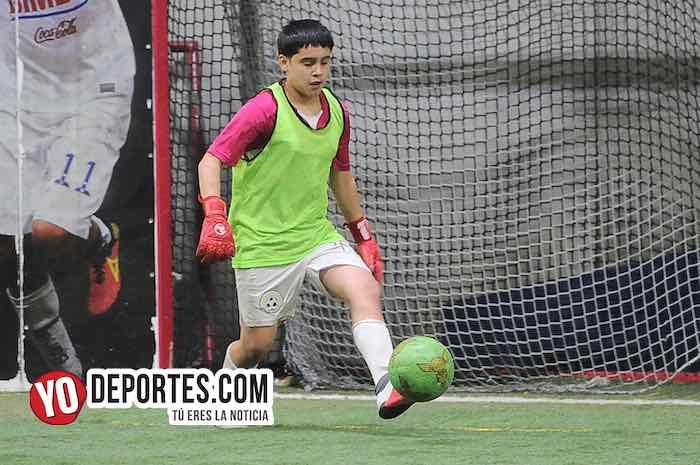 San Antonio-Imperio-Champions Kids-Liga Latinoamericana Portero