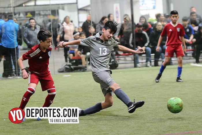 San Antonio-Imperio-Champions Kids-Liga Latinoamericana de Chicago