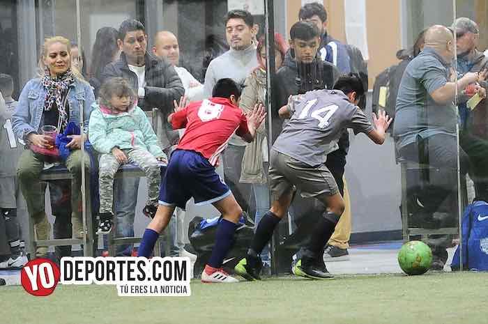 San Antonio-Imperio-Champions Kids-Liga Latinoamericana de Futbol Indoor
