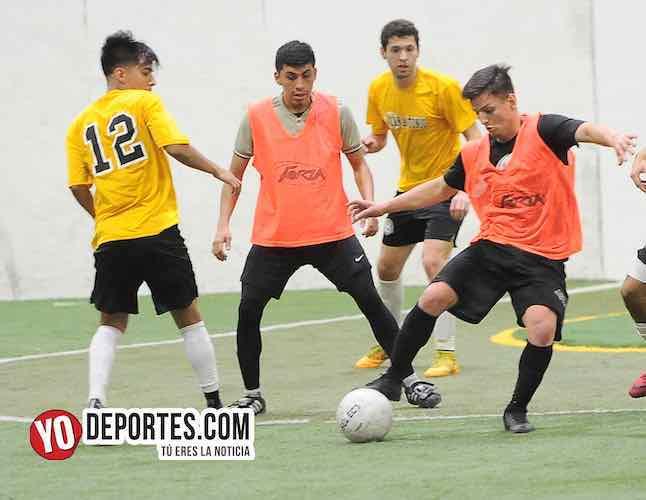 San Antonio-Sahuayo-Champions-Liga Latinoamericana Futbol Rapido Chicago