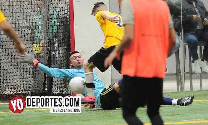 San Antonio-Sahuayo-Champions-Liga Latinoamericana Soccer League