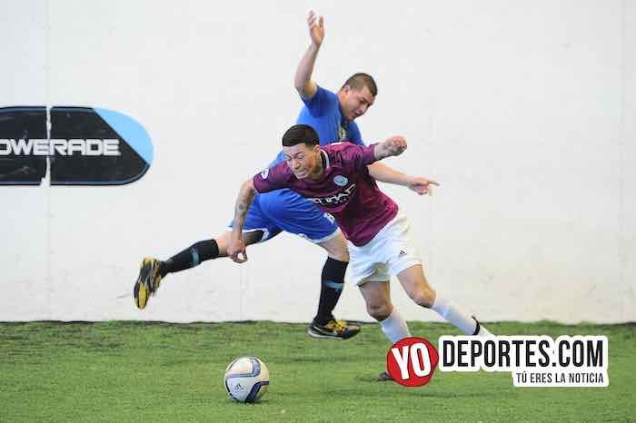 San Francisco-DC Vicrtoria-Liga Douglas Final A-Torneo Corto Futbol Rapido