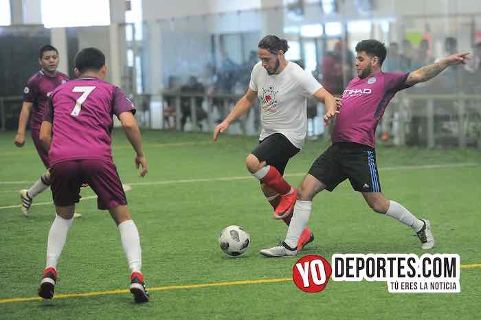 San Francisco-Lobos-Liga Douglas Soccer League