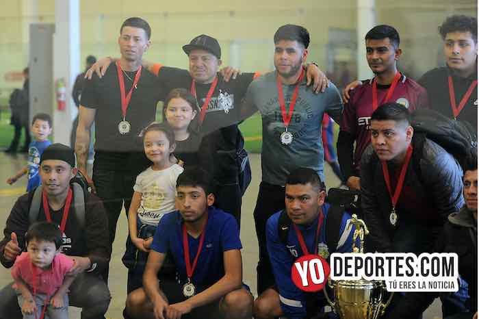San Francisco campeones Liga Douglas