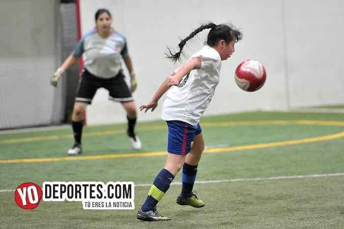 Shayla Chavez-Chicago Elite-Deportivo Monaco-Liga 5 de Mayo