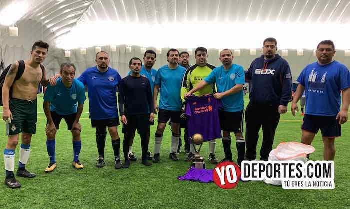 Southside-Liga Victoria Ejidal-Final Veteranos
