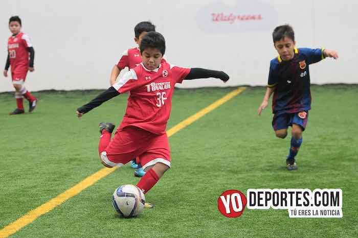 Tonalapa campeón de Recopa en la Liga Douglas-WYSA