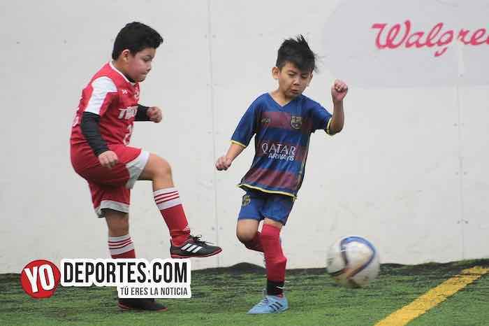 Tonalapa-FC Real-Liga Douglas Kids WYSA Infantil
