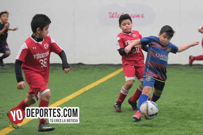 Tonalapa-FC Real-Liga Douglas Kids