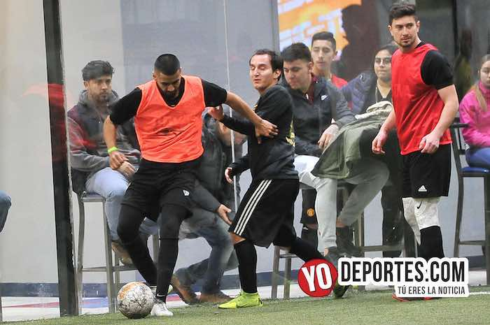 Tony Aguilar-Boca Jr-Valencia-Champions Liga Latinoamericana