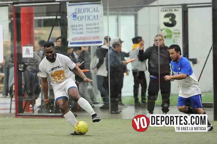 Tropical Optical-UNAM-Guanajuato-Liga 5 de Mayo