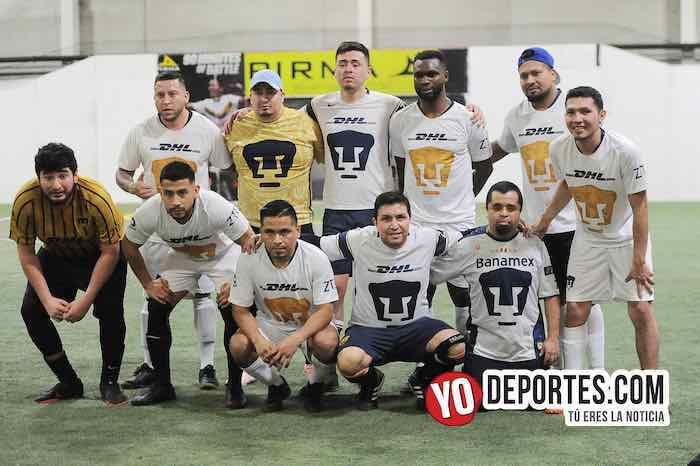 UNAM 1-0 Guanajuato en la Mayor de la Liga 5 de Mayo