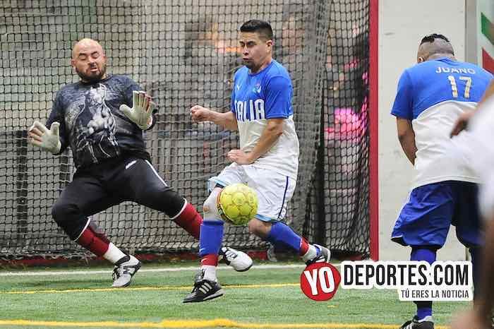 UNAM contra Guanajuato-Liga 5 de Mayo