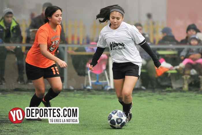 Wizards FC-Tigers-Liga San Francisco High School Futbol Femenil