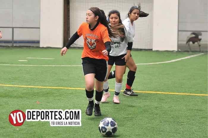 Wizards FC-Tigers-Liga San Francisco High School femenil