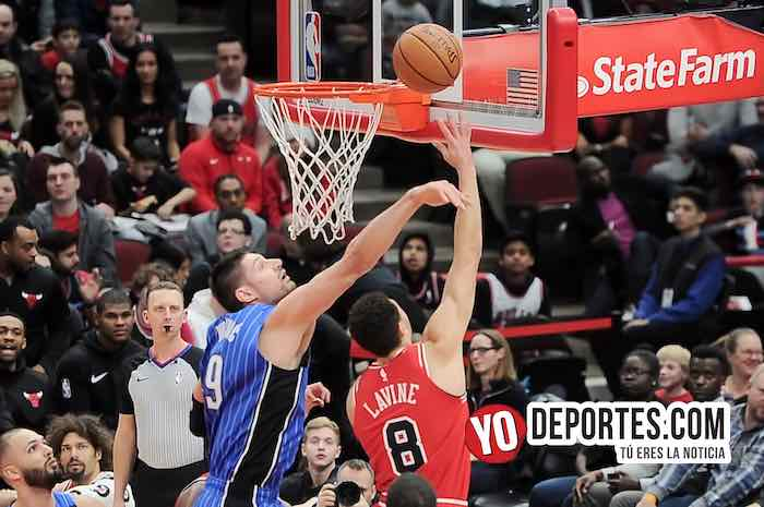 Zach LaVine-Chicago Bulls-Orlando Magic