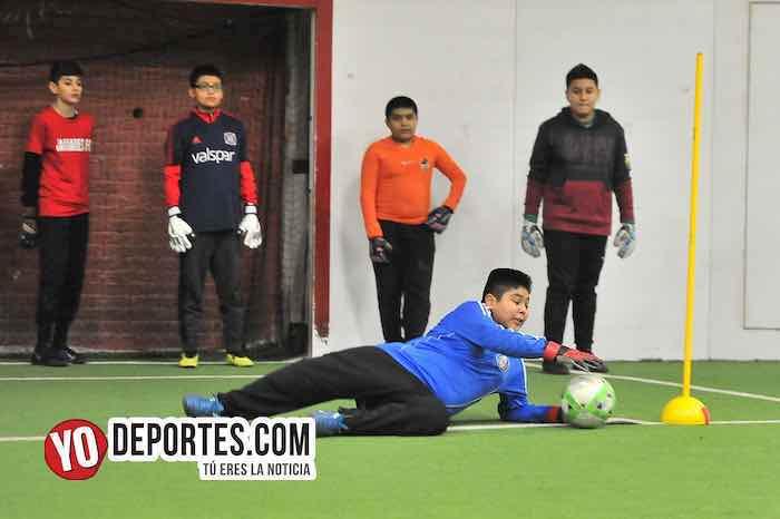 Academia de Porteros Rafa-Soccer Ball Machine