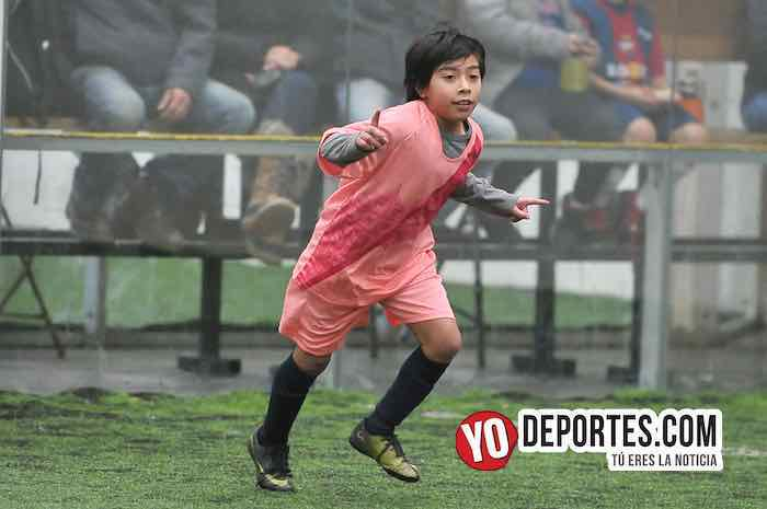 Angel Trujillo-Manchester-Douglas Kids-Liga Douglas