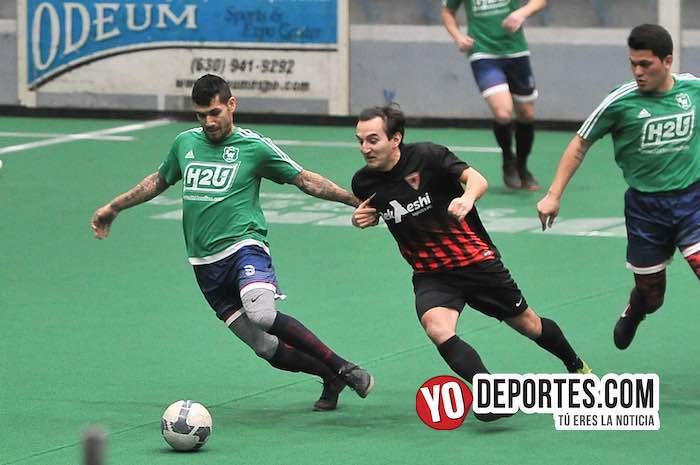 Albanian Stars golea 5-0 al CKS Warta A en la National Soccer League