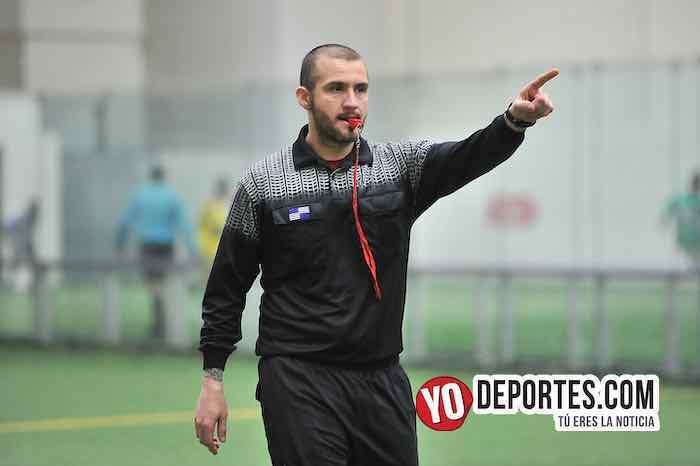 Arbitro Eder Patino-Southside-Laguna Durango-Liga San Francisco-Femenil
