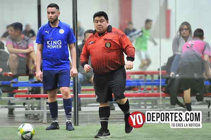 Arbitro Jose Plaza-La Bamba-Guanajuato-Liga 5 de Mayo